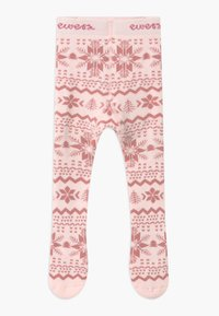Ewers - SNOWFLAKES - Tights - rosa - 0