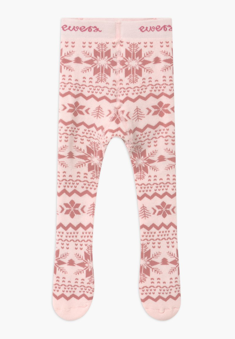 Ewers - SNOWFLAKES - Tights - rosa
