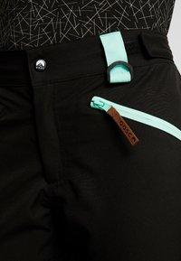 OOSC - WOMENS PANT - Snow pants - black - 3