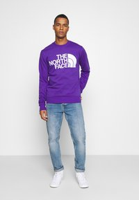The North Face - STANDARD CREW - Sweatshirt - peak purple - 1