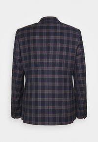 Paul Smith - TAILORED FIT BUTTON SUIT - Costume - dark blue - 2