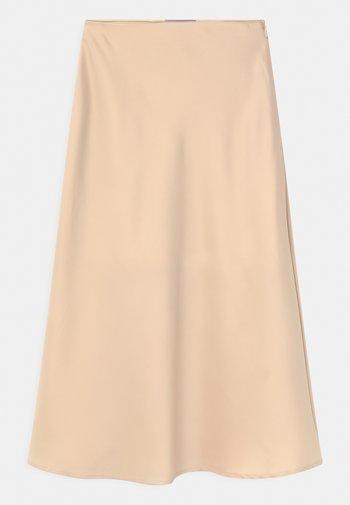 MAXINE  - Maxi skirt - off white