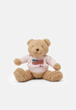 FLAG BEAR-APPAREL ACCESSORIES UNISEX - Peluche - french pink