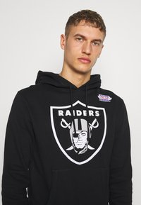 Mitchell & Ness - NFL OAKLAND RAIDERS HOWIE LONG THE 80S SUPERBOWL PACK HOODY - Article de supporter - black - 3