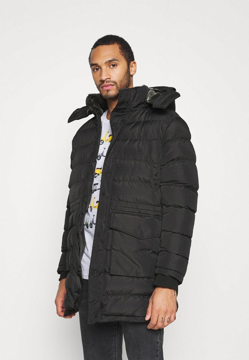 Brave Soul - BOBBY - Winter coat - black
