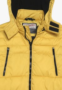 Petrol Industries - Winter jacket - sulphur - 3