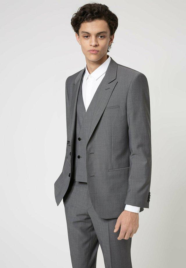 HENRY GETLIN - Kostuum - open grey