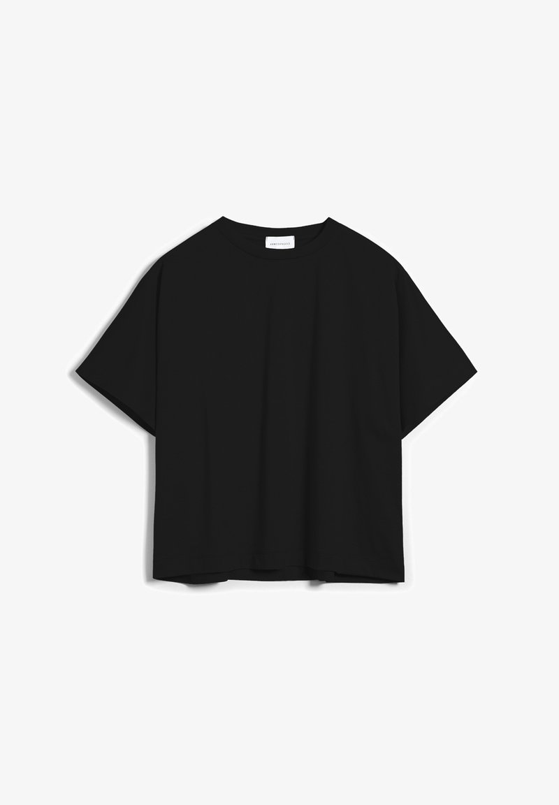 ARMEDANGELS - KAJAA - Basic T-shirt - black