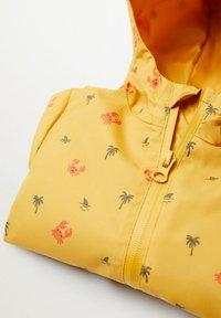 Mango - Waterproof jacket - mosterd - 2