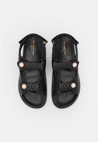 Copenhagen Shoes - PEARL - Sandals - black - 4