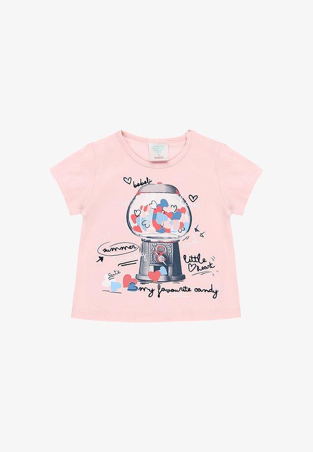 T-shirt imprimé - flamingo