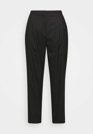 IVY PANTS - Bukse - black