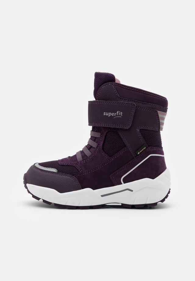 CULUSUK 2.0 - Zimní obuv - lila