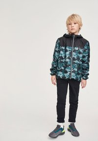 Next - Waterproof jacket - khaki - 0