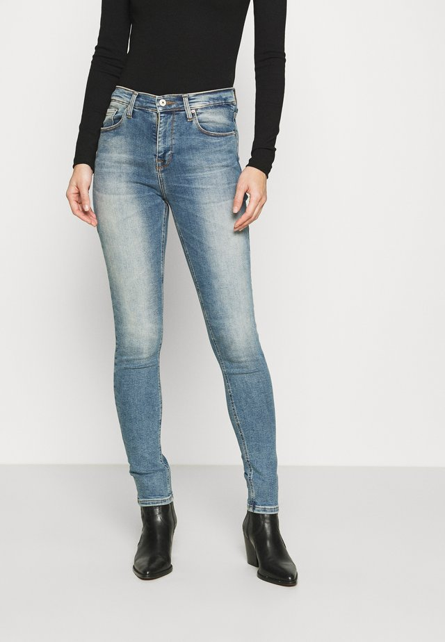 AMY - Jeans Skinny Fit - blue den