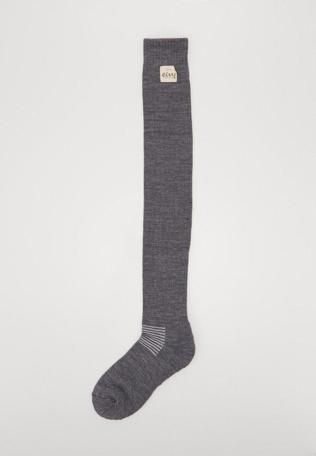 OVERKNEE SOCKS - Sportovní ponožky - grey