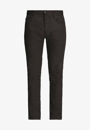 JOSH - Slim fit jeans - black denim