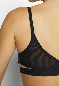 Nike Performance - INDY BRA - Sport BH - black - 3
