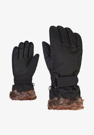 LIM - Gloves - black stru