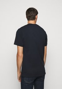 J.LINDEBERG - SILO TEE - T-shirt basic - navy - 2