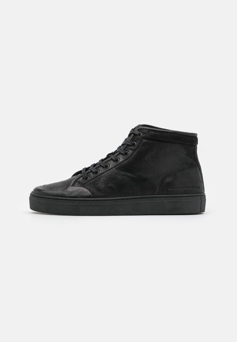 Belstaff - High-top trainers - black
