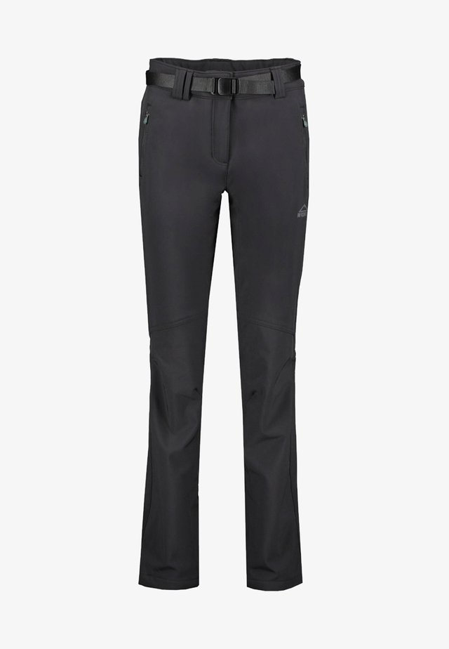 SHALDA  - Trousers - black