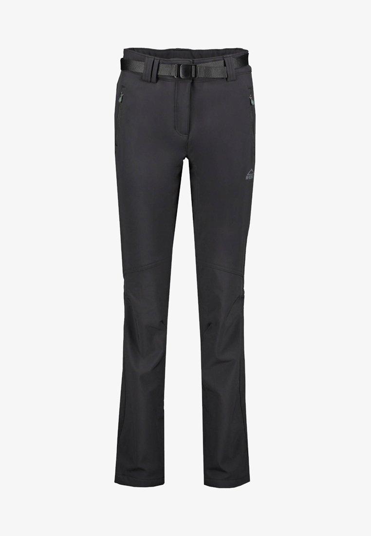 McKinley - SHALDA  - Trousers - black