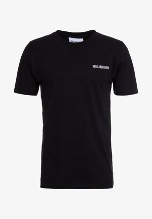 CASUAL TEE - Basic T-shirt - black