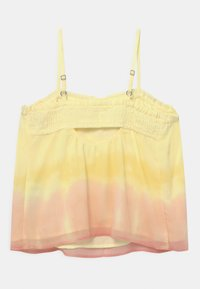 Abercrombie & Fitch - BOAT CHASE SWING TUBE - Top - yellow/pink - 1