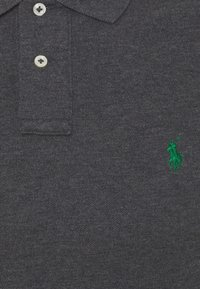 Polo Ralph Lauren - SHORT SLEEVE KNIT - Poloshirt - barclay heather - 6