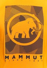Mammut - TROVAT  - T-shirt print - dark radiant - 4