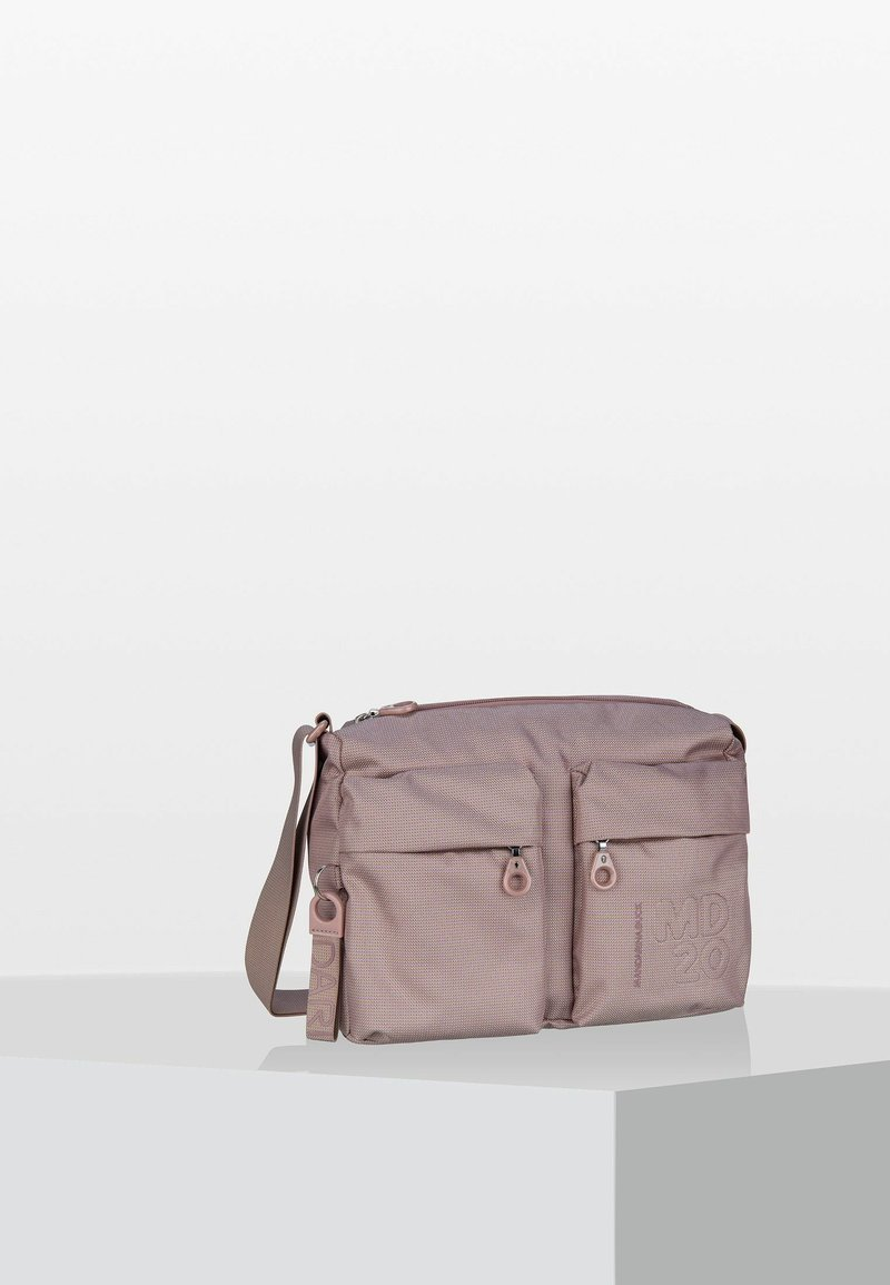 Mandarina Duck - Across body bag - pale blush