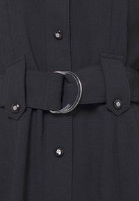 The Kooples - DRESS - Shirt dress - black - 6