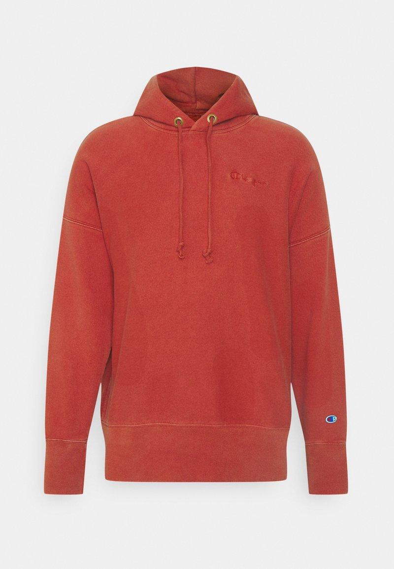Champion Reverse Weave - HOODED - Sweatshirt - red