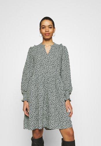 BALINE LAURISSA DRESS - Day dress - aqua gray