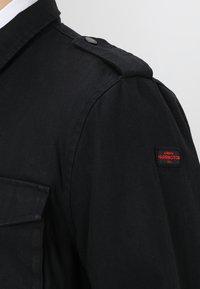 HARRINGTON - ARMY - Lehká bunda - noir - 3