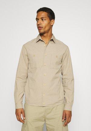 SEBAS - Shirt - beige