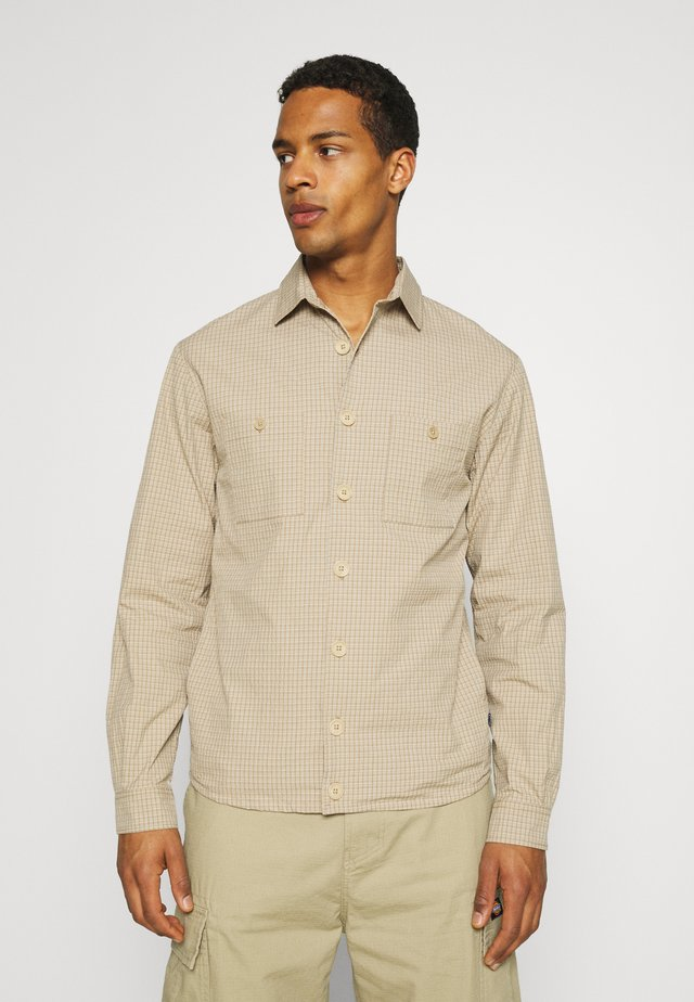 SEBAS - Camicia - beige