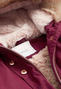 Next - Winter jacket - purple - 2