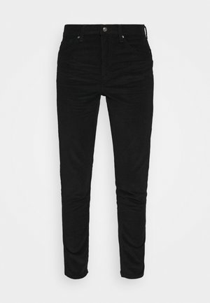 JAMIE - Trousers - black