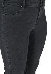 Zizzi - Jeans Skinny Fit - grey - 3