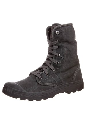 VEGAN PALLABROUSSE BAGGY - Veterboots - metal