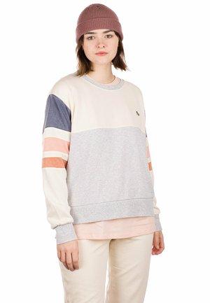 Sweatshirt - light grey heat