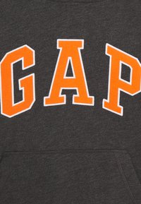 GAP - BOYS NEW CAMPUS LOGO HOOD - Hoodie - charcoal grey - 3