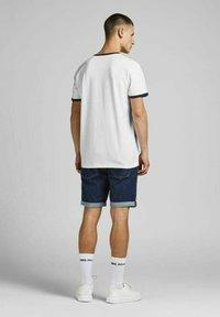 Jack & Jones - 3 PACK - Print T-shirt - white - 4