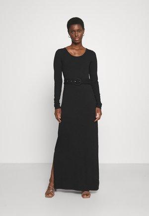 YASELLE ANKLE DRESS ICON - Jumper dress - black