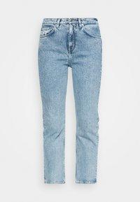 ARKET - JEANS - Jean slim - blue dusty - 4