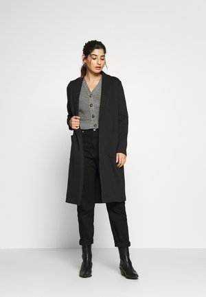 ONLSISSY DUSTER LONG COAT - Trench - black