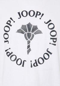 JOOP! - ABRAMO - Triko spotiskem - white - 2