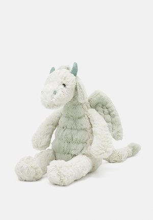 LALLAGIE DRAGON UNISEX - Cuddly toy - cream